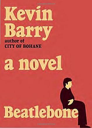 book cover of Beatlebone