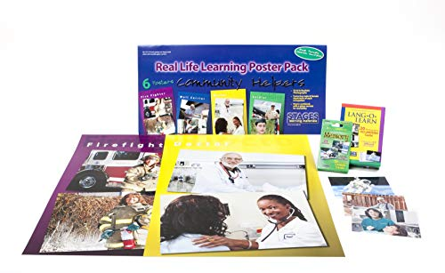Stages Learning Materials: Careers Themed Kit for Preschool and Early Childhood Learning Centers