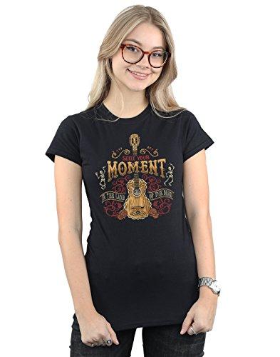 Disney Women's Coco Land of The Dead T-Shirt Medium Black