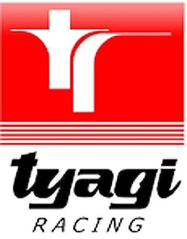 Blue Tyagi Racing 10mm x 8mm Pneumatic Air Compressor Tubing PU Hose Tube Pipe 20 meter