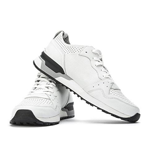 Crime 11421KS1 Uomo Sneakers 42 Bianco 6qTwgrq
