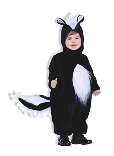Forum Novelties Plush Skunk Child Costume, Small -