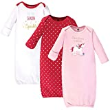 Hudson Baby Unisex Cotton Gowns, Magical