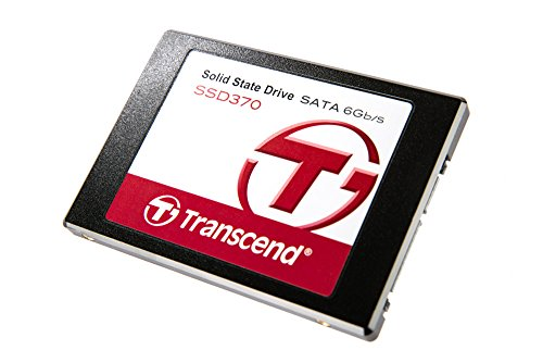 Transcend 128GB MLC SATA III 6Gb/s 2.5-Inch Solid State Drive 370 (TS128GSSD370) by Transcend (Image #1)