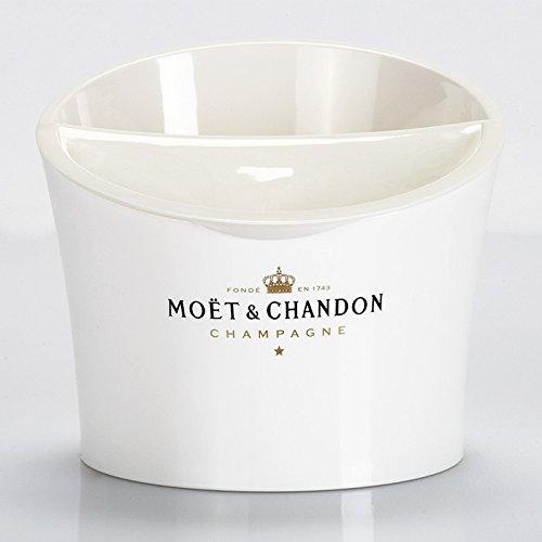 Ice Imperial Minzschale und Eiskühler - Champagne Moët et Chandon