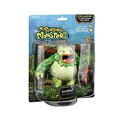 My Singing Monsters Musical Collectible Figure- Entbrat: Toys & Games