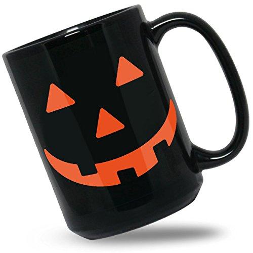 Halloween Jackolantern Mug Pumpkin Face Coffee Mugs Pumpkins Fall Cup -