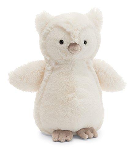Infant Jellycat 'Medium Bashful Owl' Stuffed Animal
