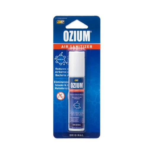 Ozium Glycol-Ized Professional Air Sanitizer / Freshener Original Scent, 0.8 oz. aerosol (OZ-1) (Sanitizer Air Glycolized)