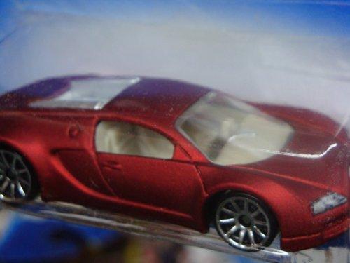 hot wheels detailed diecast cream red bugatti veyron 10. Black Bedroom Furniture Sets. Home Design Ideas