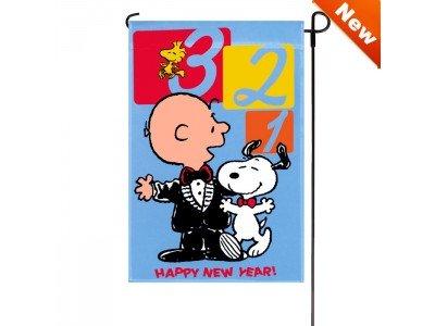 Garden Flag Charlie Brown 12u0026quot; ...