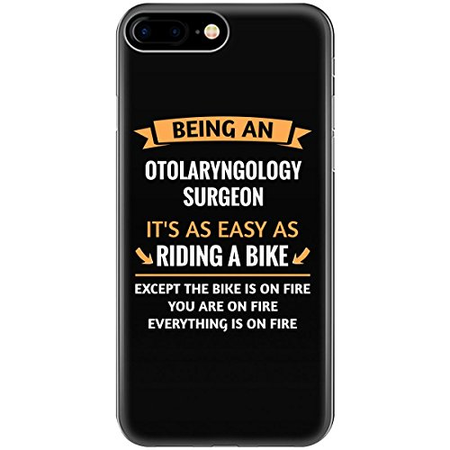 Funny Otolaryngology Surgeon Design Gift - Phone Case Fits Iphone 6 6s 7 8