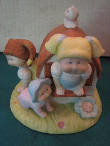Cabbage Patch Kids Porcelain Figurine--