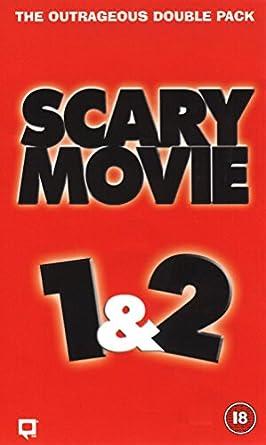 Scary Movie 1 & 2 [Reino Unido] [VHS]: Amazon.es: Cine y Series TV