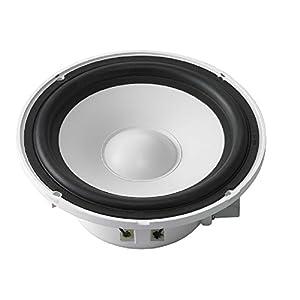 Clarion CMG1622S 6.5-Inch 120-Watt Component Marine Speakers (Pair)