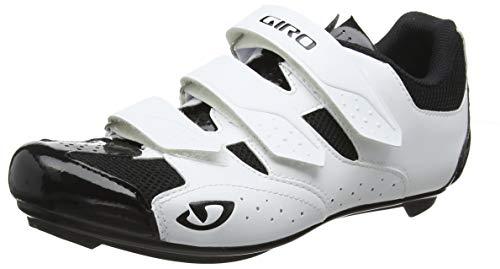 Giro Techne Cycling Shoes - Men's White/Black 44 ()