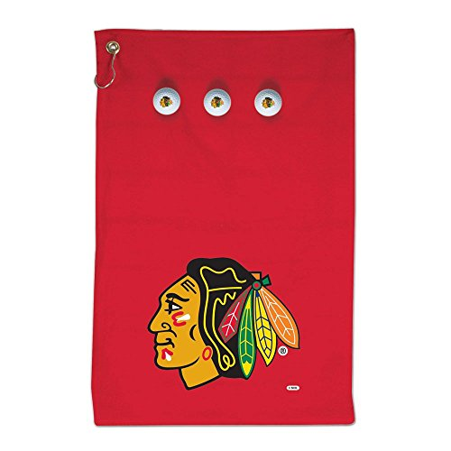 A2179414 Chicago Blackhawks Colored Towel