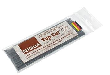 3 Abmessung 0,34 mm x 0,90 mm Dutzend Laubs/ägebl/ätter TOP CUT Holzlaubs/ägebl/ätter Nr
