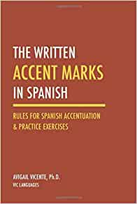 4 Quick & Simple Rules for Using Spanish Accent Marks  |Spanish Accents Rules