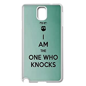 Im The One Who Knocks Samsung Galaxy Note 3 Cell Phone Case White&Phone Accessory STC_931640