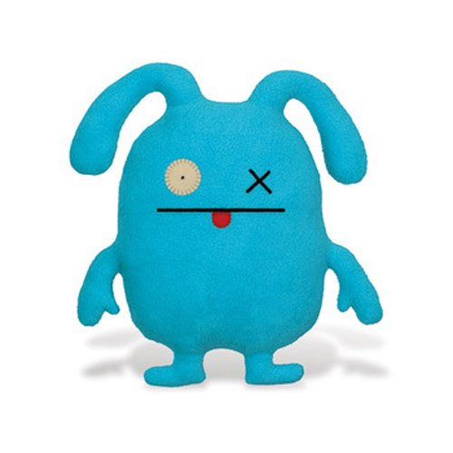 Uglydoll Ox Collection-blue Plush 2009 ()