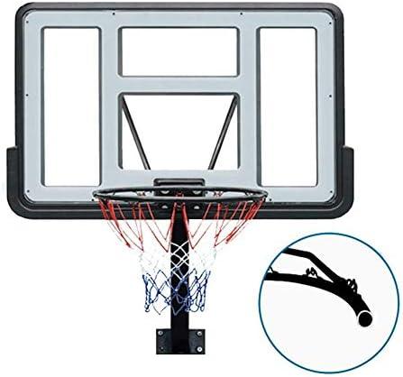 バスケットゴール バスケットボールフープ、標準バスケットボールフープバスケットボールスタンドアウトドアモーション壁掛けボード大人/若者 MGIZLJJ
