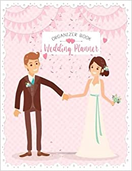 amazon wedding planner organizer book detail organizer planner