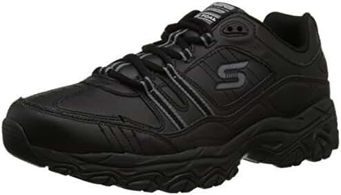 Skechers Sport Men's Afterburn Memory Foam Strike On Training Shoes