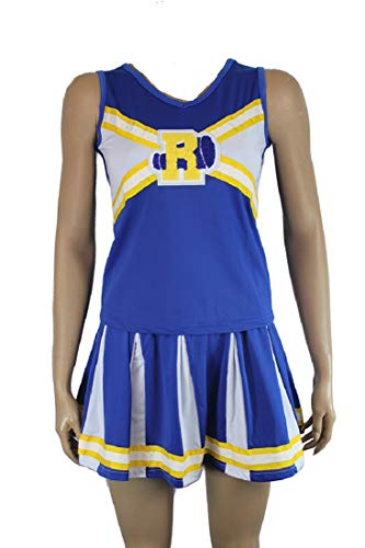Riverdale Cheerleader Costume Outfit (L) -