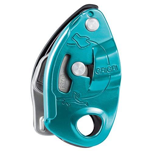Petzl Blue GRIGRI 3 Climbing Belay Device