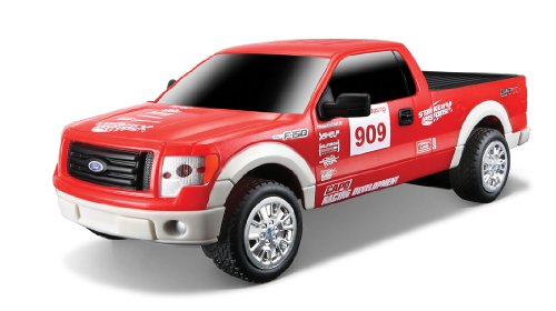 Maisto R/C 1:24 Scale Ford F-150 STX Radio Control Vehicle (Colors May Vary)
