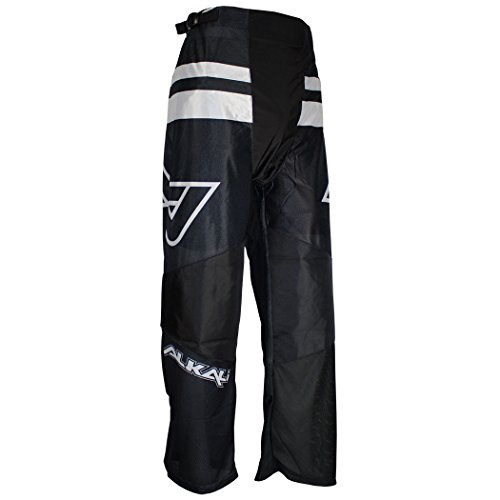In Line Hockey Pants (Alkali RPD Recon Inline Hockey Pants (Black/White - JR Large))