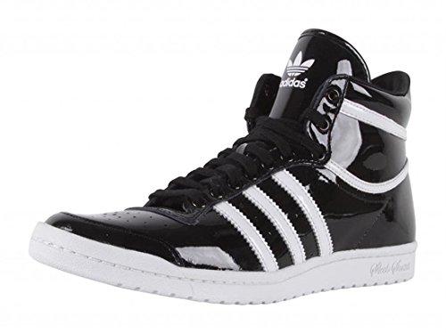 Bota Adidas Sleek Hi Top Negro Ten BpqrPBFw