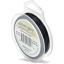 Artistic Wire 26-Gauge Black Wire, 30-Yards