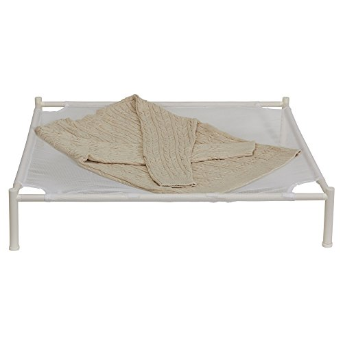 Household Essentials 04004 Stackable Mesh laundry Drying Rack - White