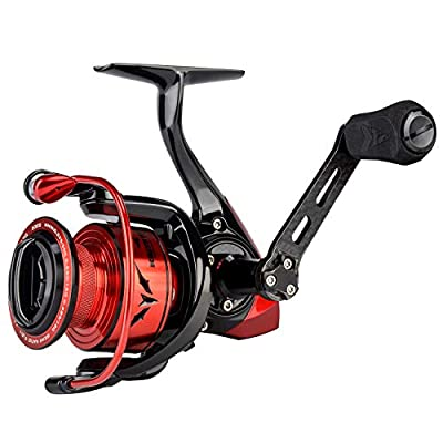 KastKing Speed Demon Spinning Reel, Blazing Fast 7.2:1 Gear Ratio, Aluminum Frame, Carbon Rotor & Handle, 10+1 High Performance Fishing Reel BBS, Powerful Triple Carbon Disc Drag