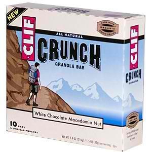 Clif Bars Crunch Wchoc/Mac 36x 5 CT by CLIF