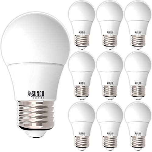 Sunco-Lighting-10-Pack-Energy-Star-A15-LED-Bulb-8W-60W-Eqvlcy-E26-800-Lumens-Not-Dimmable-240-Beam-Angle-Home-Decorative-Lighting-UL