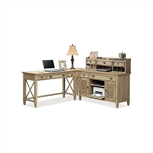Riverside Furniture Coventry Writing Desk in Weathered Driftwood Review