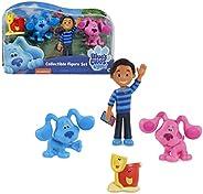 Blue's Clues & You! Collectible Figure Set, Mul