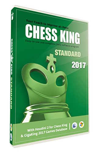 Chess King Standard 2017 with Houdini 2