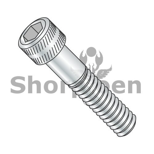 Socket Head Cap Screw Zinc and Baked 5-40 x 5/8 BC-0510CS (Box of 100) weight 0.25 Lbs (Lb 0.25 Head)