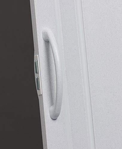Sand White Spectrum CT3280T Contempra 24 to 36 x 80 Accordion Folding Door