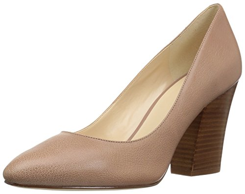 Nine West Women's Scheila Leather Dress Pump Ballet discount original sale countdown package free shipping clearance store buy cheap browse bRIBnPPcB