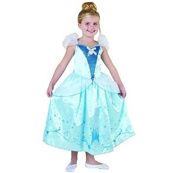 Party Discount Nuevo - Disfraz Infantil Cenicienta Royale: Amazon ...