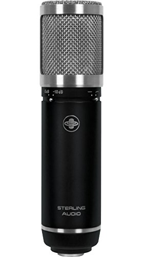 - Sterling Audio ST59 Multi-Pattern FET Condenser Mic