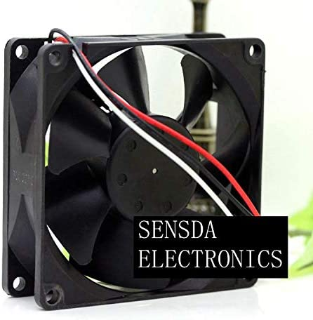 For NMB 3110KL-04W-B69 8025 8cm 80mm 808025mm DC 12V 0.34A server inverter axial dedicated computer cpu cooling fans
