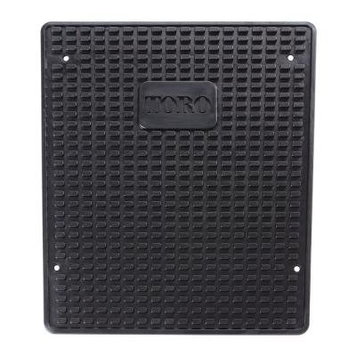Toro TimeCutter Lever Steer Rubber Anti-Vibration Floor Mat (Model Year 2011 and Newer)