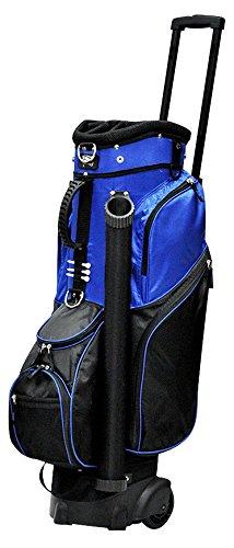 RJ Sports Spinner Transport Bag, 9.5