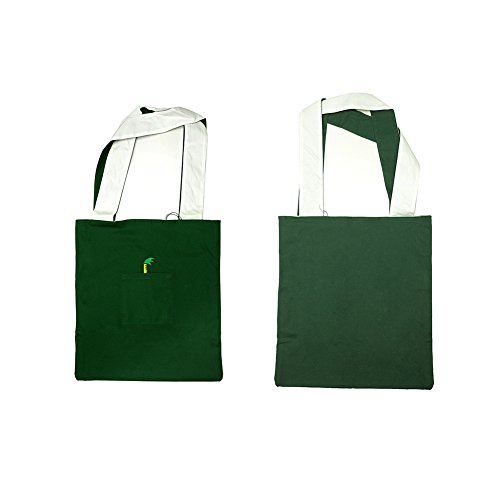 YG Entertainment, Borsa tote donna multicolore white green